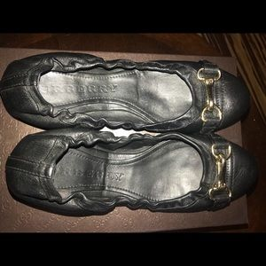 Berberry leather flats Size 41